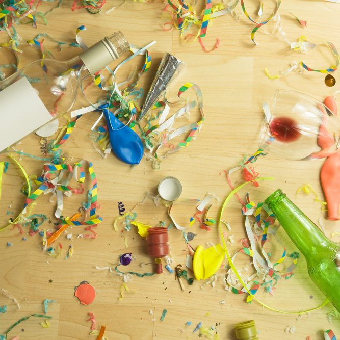 Party-Clean-Up